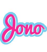 Jono popstar logo