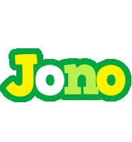 Jono soccer logo