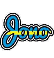 Jono sweden logo
