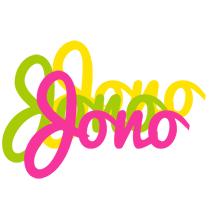 Jono sweets logo