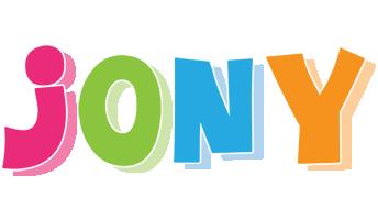 Jony friday logo