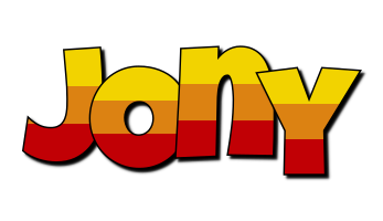 Jony jungle logo