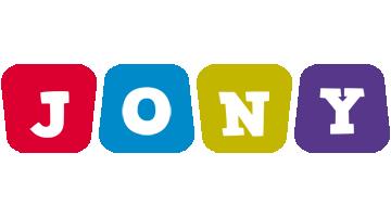 Jony kiddo logo