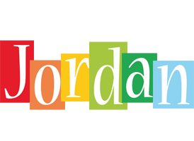 Jordan colors logo