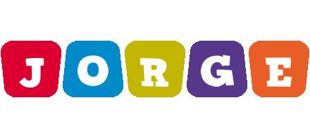Jorge daycare logo