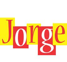 Jorge errors logo