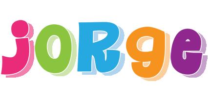 Jorge friday logo