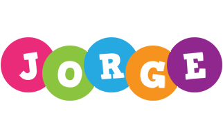 Jorge friends logo