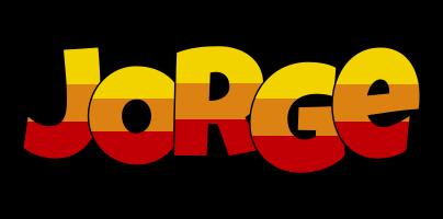 Jorge jungle logo