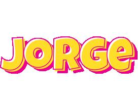 Jorge kaboom logo
