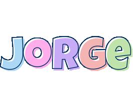 Jorge pastel logo