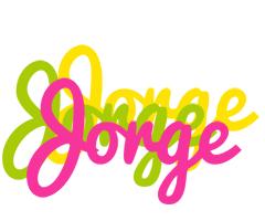 Jorge sweets logo