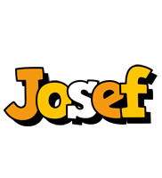 Josef cartoon logo