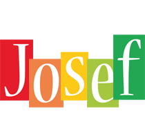 Josef colors logo