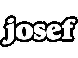 Josef panda logo