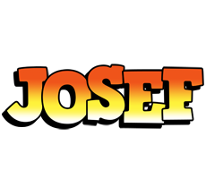 Josef sunset logo