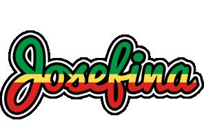 Josefina african logo