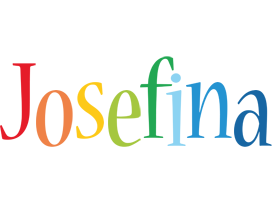 Josefina birthday logo