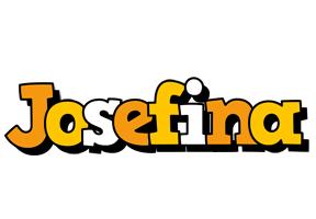 Josefina cartoon logo