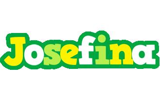 Josefina soccer logo