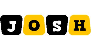 Josh boots logo