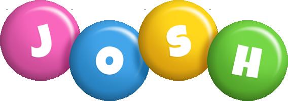 Josh candy logo