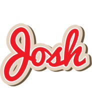 Josh chocolate logo