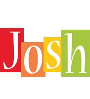 Josh colors logo
