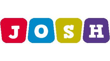 Josh daycare logo