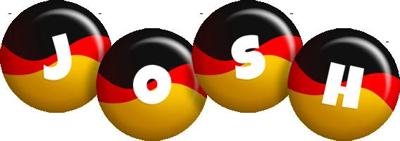 Josh german logo