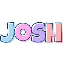 Josh pastel logo