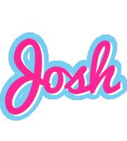 Josh popstar logo