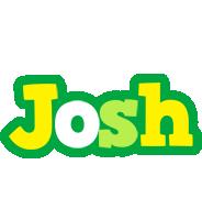 Josh soccer logo
