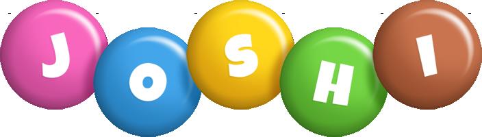 Joshi candy logo
