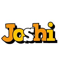 Joshi cartoon logo
