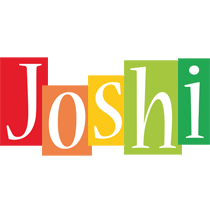 Joshi colors logo