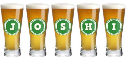 Joshi lager logo