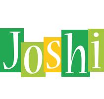 Joshi lemonade logo