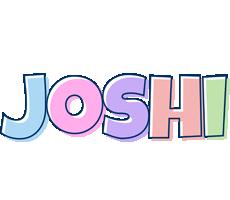 Joshi pastel logo