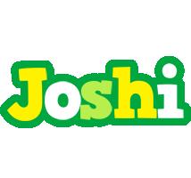 Joshi soccer logo