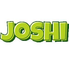 Joshi summer logo