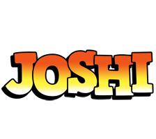 Joshi sunset logo