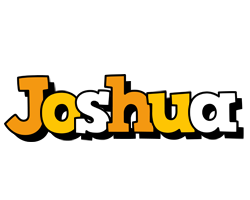 Joshua cartoon logo