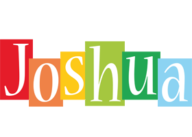 Joshua colors logo