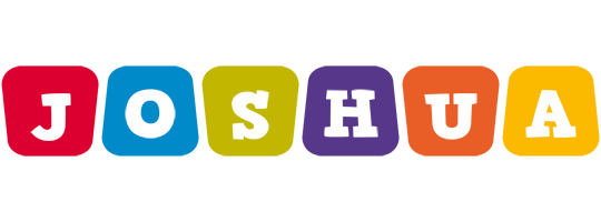 Joshua daycare logo