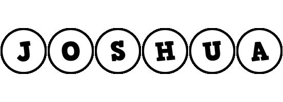 Joshua handy logo