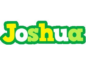 Joshua soccer logo