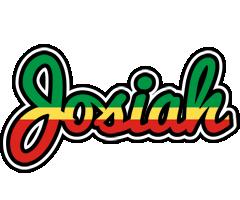Josiah african logo