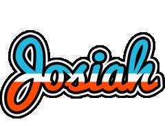 Josiah america logo