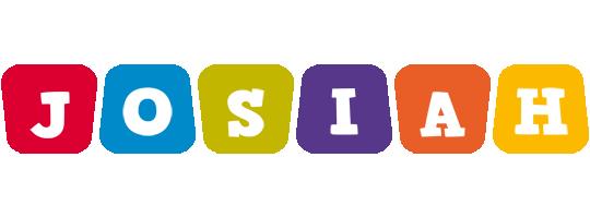 Josiah daycare logo